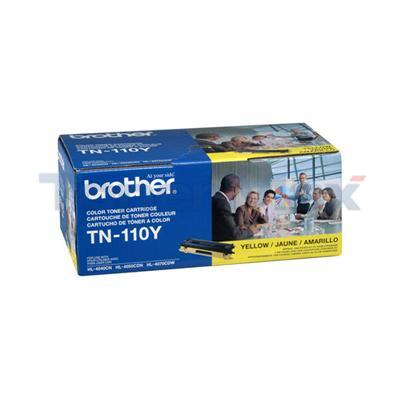 BROTHER HL-4040CN MFC-9440CN TONER YELLOW 1.5K